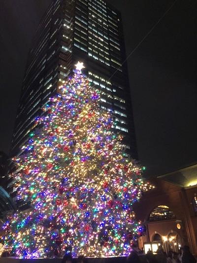 画像1.クリスマスツリー